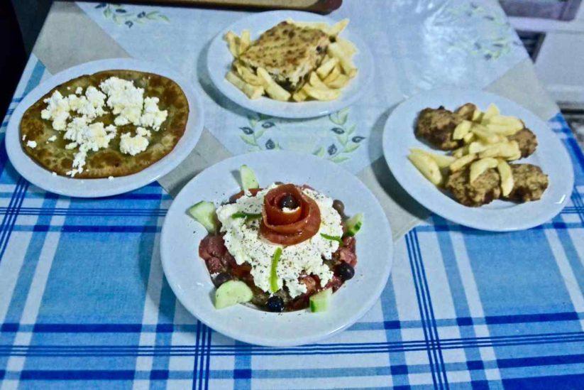 Ταβέρνα της Χαρούλας - Μάρπησσα, Πάρος - Greek Gastronomy Guide