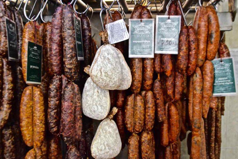 Φάρμα Μπαντή, Μοσχαρίσιο κρέας - Νάουσα - Greek Gastronomy Guide