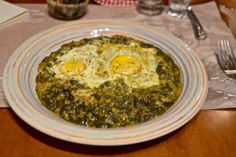 Kritsa Gastronomy Hotel - Πορταριά, Πήλιο - Πηλιορείτικα φαγητά και γεύσεις - Greek Gastronomy Guide