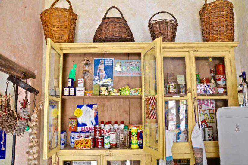 Έμπολο αυτοδιαχειριζόμενο καφενείο - Λεπτόποδα, Χίος - Greek Gastronomy Guide