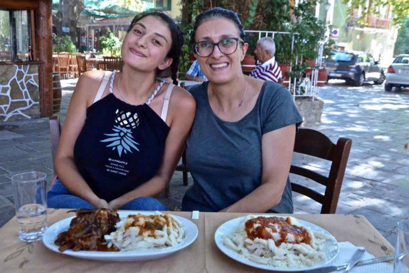 Γεραγίδες Καφέ-Ουζερί - Καρδάμυλα, Χίος - Greek Gastronomy Guide