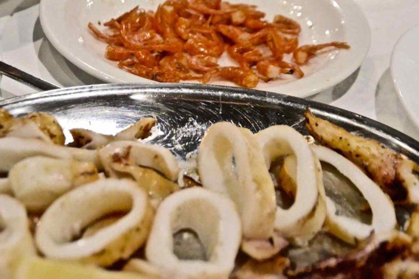Πιζάνιας Ψαροταβέρνα - Παλιά Πόλη, Ρόδος - Greek Gastronomy Guide