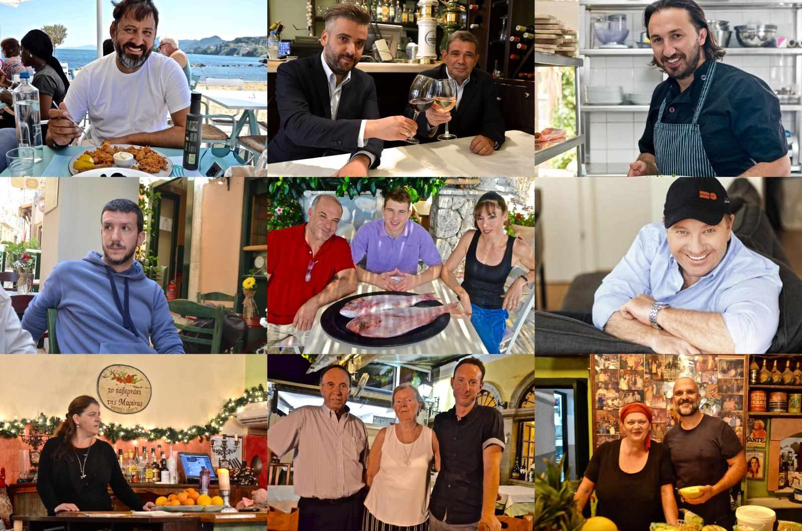 Οι καλύτερες ταβέρνες και εστιατόρια της Κέρκυρας - Greek Gastronomy Guide
