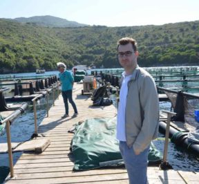 Corfu Sea Farm - Ιχθυοκαλλιέργειες Κέρκυρας - Greek Gastronomy Guide