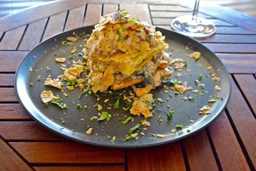 Εστιατόριο της Τούλας στο Αγνί - Κέρκυρα - Greek Gastronomy Guide