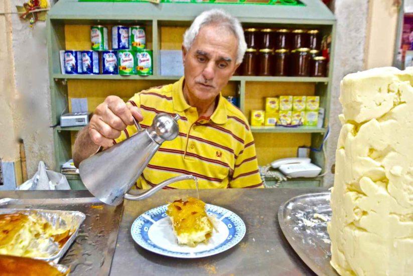 Γαλακτοπωλείο Περικλής Αλέξης - Κέρκυρα - Greek Gastronomy Guide