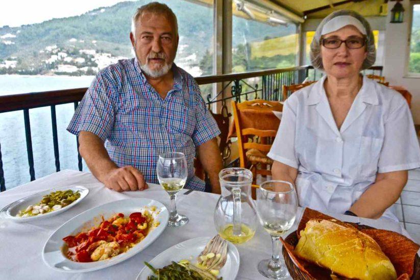 Αμφιλύκη - Ταβέρνα & Πανσιόν, Σκιάθος - Greek Gastronomy Guide