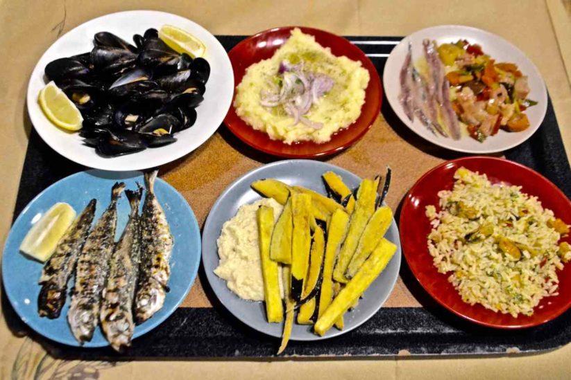 Με Μόστρα Τσιπουράδικο, Πορταριά Πηλίου - Greek Gastronomy Guide