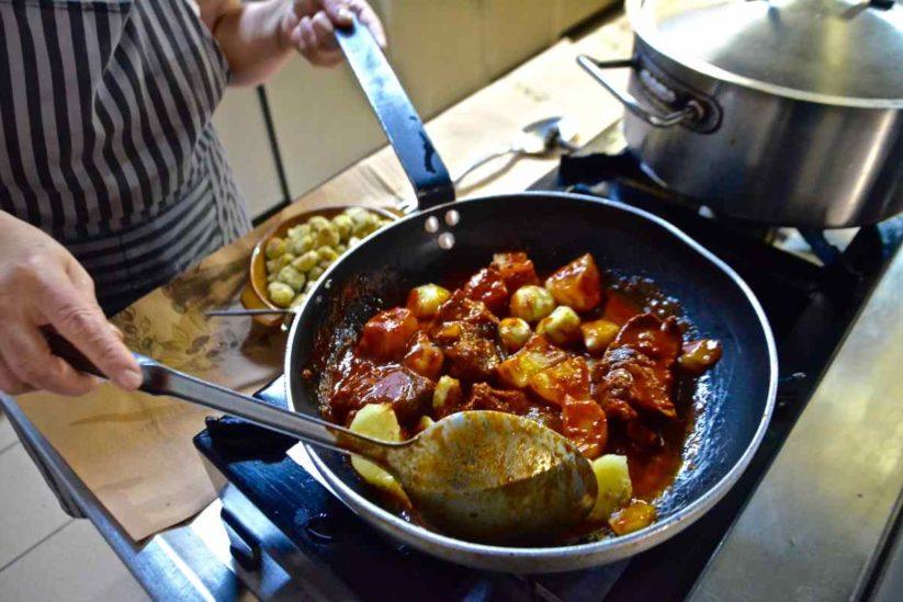 Ταβέρνα Τα 5Φ - Ο Μάκης - Κισσός, Πήλιο - Greek Gastronomy Guide