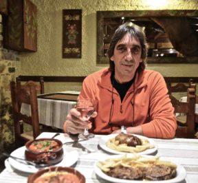 Ταβέρνα Σαλκίμι στις Μηλιές - Πήλιο - Greek Gastronomy Guide
