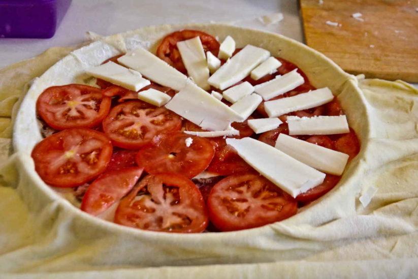 Πίτα Καισαρείας - Θεσσαλονίκη, Β. Ελλάδα - Greek Gastronomy Guide