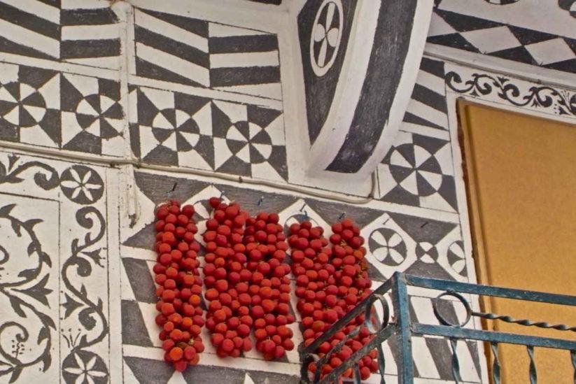Ρέστες (μάτσες, τσαμπιά, κρεμάστρες) - Χίος - Greek Gastronomy Guide