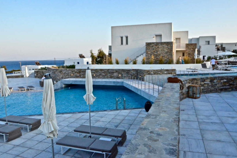 Summer Senses Luxury Resort - Πάρος - Greek Gastronomy Guide