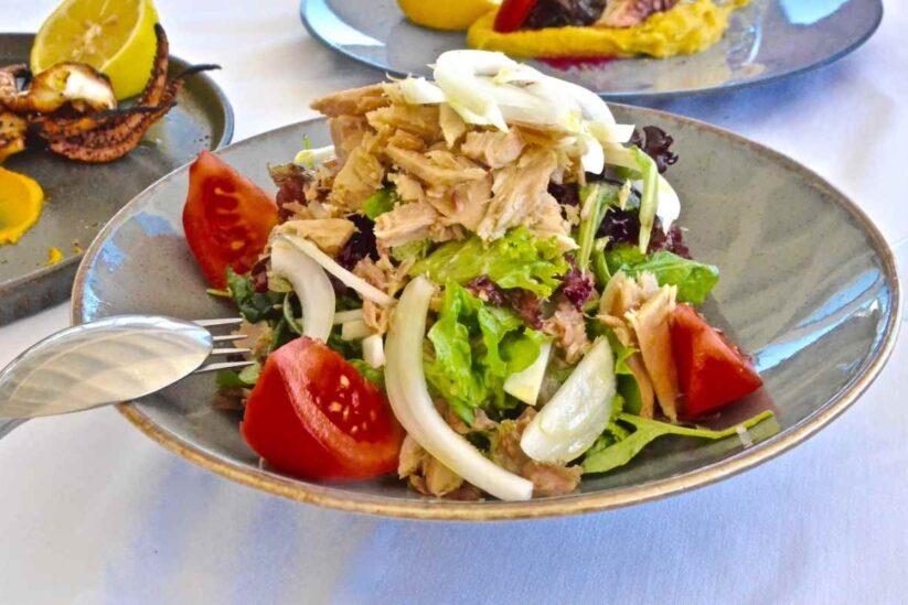 Ammos Beach Restaurant - Σκιάθος - Greek Gastronomy Guide