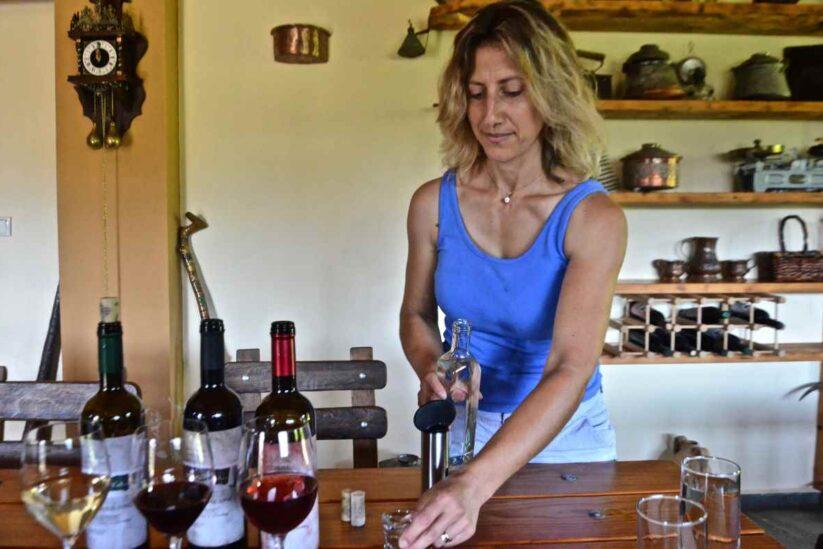 Οινοποιείο Λαμπράκη - Τζουμέρκα, Άρτα - Greek Gastronomy Guide
