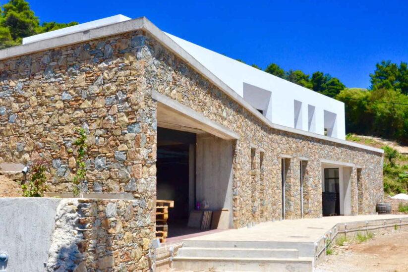 Oινοποιείο Παρίσση - Σκιάθος - Greek Gastronomy Guide
