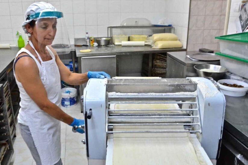 Παπαδιώτης / Croissant Papadiotis - Άρτα - Greek Gastronomy Guide