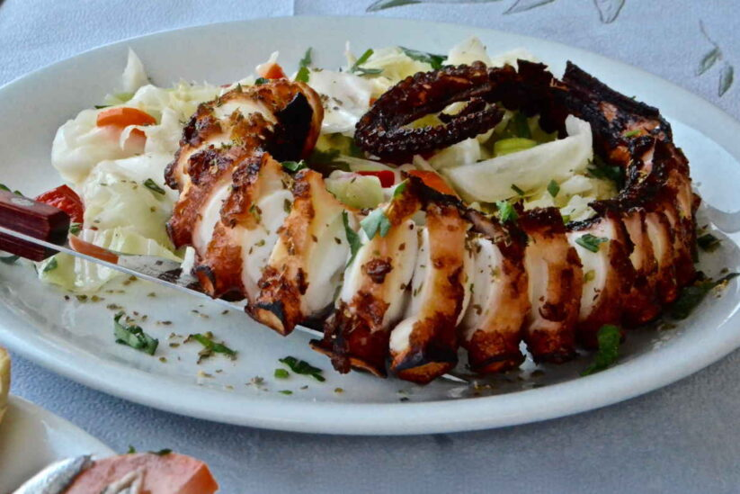 Ψαροταβέρνα Ακρογιάλι - Σκιάθος - Greek Gastronomy Guide