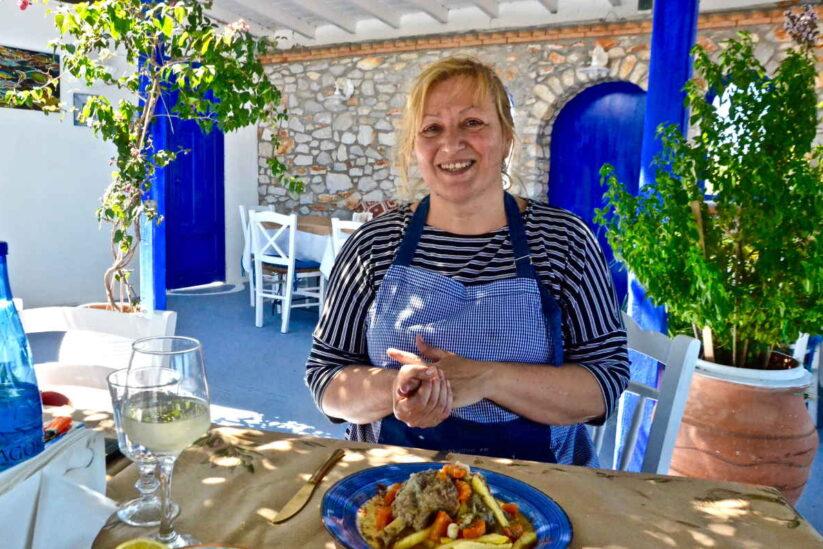 Ταβέρνα Ανατολή - Σκιάθος - Greek Gastronomy Guide