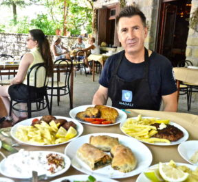 Ταβέρνα Σφήκας - Κρυονέρι, Τζουμέρκα, Άρτα - Greek Gastronomy Guide