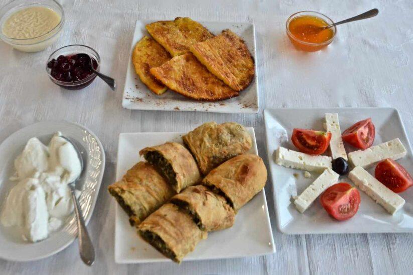 Koρωνησία Apartments - Γεωργία Πατέντα, Άρτα - Greek Gastronomy Guide