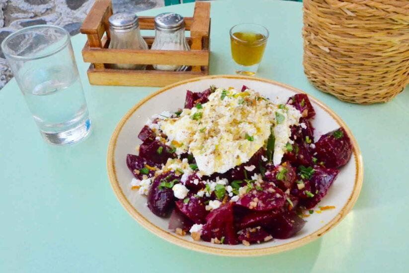 TρανζισΤοΡάκι - Αμοργός - Greek Gastronomy Guide
