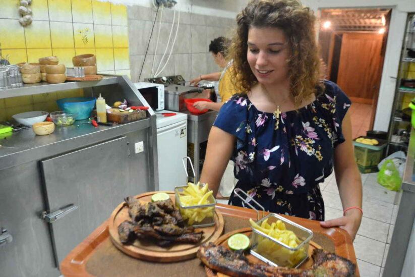 Ταβέρνα Τα Πιστιανά, Σοφία Βαρούχου - Άρτα - Greek Gastronomy Guide